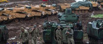 ارتش ترکیه با هماهنگی آمریکا وارد شهر منبج سوریه شد